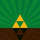 Triforce by Luke Stevens