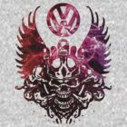 Skull VW  by seazerka