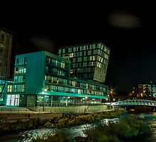 Urban River by chetanboy