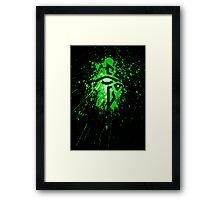 Ingress Enlightened Framed Print