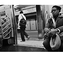 Long Day in NYC Photographic Print