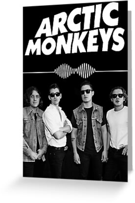 Arctic Monkeys Poster by madisonrankinx