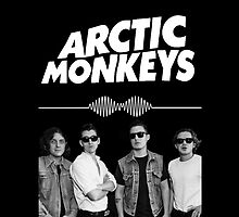 Arctic Monkeys Phone Case by Madison Rankin