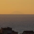 Stromboli At Sunset by Francis Drake
