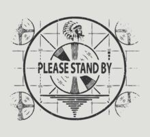 Fallout Please Stand By by kittenkirby
