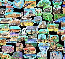 AUSTRALIA - Symbolically speaking by David Fraser