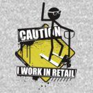Caution. by Scott Annable