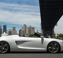 Audi R8 2013 by celsydney