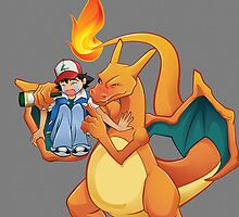 Go home Charizard, you're drunk. by netizenses