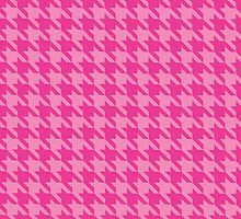 Girly houndstooth by TP79