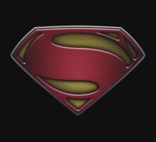 Superman Logo The Man Of Steel by cocolima