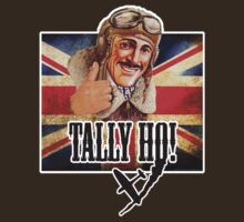 Best of British - Tally Ho! by JoelCortez
