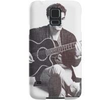 Darren Criss with Guitar Samsung Galaxy Case/Skin