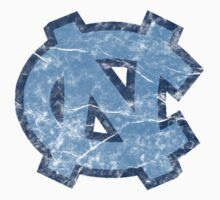 North Carolina Tar Heels by davewear