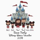 Salko Family Disney World Vacation 2014 by sweetsisters
