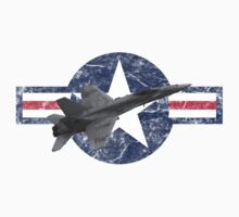 F18 US Air Force by davewear
