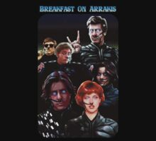 Breakfast On Arrakis by Jason Wright