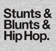 Stunts & Blunts & Hip Hop (v2) by smashtransit