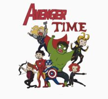 Avenger Time!  by ArtisticCole