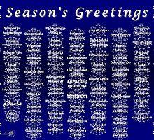 Season's Greetings by JMcCombie