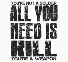 All You Need is Kill by inesbot