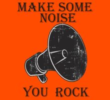 Make some noise by than0s21