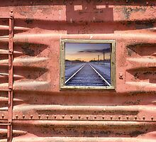 Running Down The Line by Bo Insogna