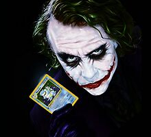 The Real Joker by pireX
