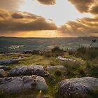Baslow Edge by Jon Bradbury