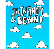 To Infinity & Beyond by Marianaramirez