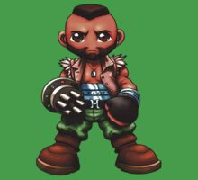 Final Fantasy 7-Barret by MGraphics
