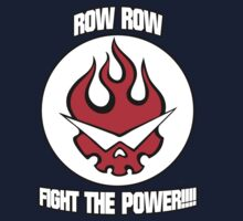 Gurren Lagann - Row Row Fight The Power!!!! by BrianGisborn