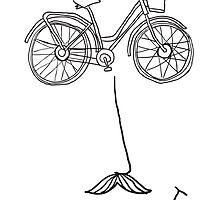 Happy bike by Budi Satria Kwan