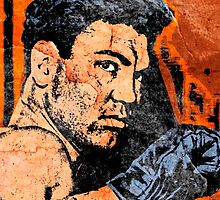 "JACK DEMPSEY ""THE MANASSA MAULER"" by OTIS PORRITT"
