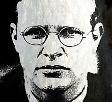 Dietrich Bonhoeffer by MJ Perry