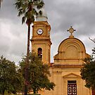 Abbey Church New Norcia - 2 by kalaryder
