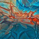 Graffiti Abstract 4 by DARREL NEAVES