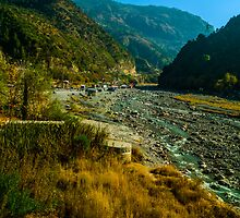 Abbottabad Landscape view by Zohaib Ali