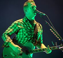 Queens of the Stone Age - Josh Homme by AKanephoto
