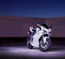 Ducati 1198 by Jan Glovac Photography