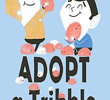 tribble adoption by kobalos