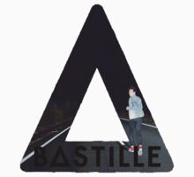 Bastille triangle logo by editbyme