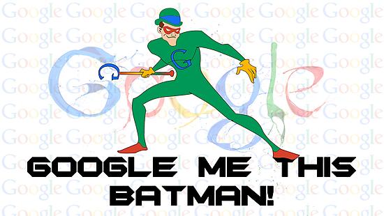 The Googler by Wharington