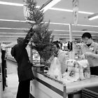 Buying the Christmas Tree by Mark Jackson
