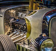 Ratrod Vintage Power by thatstickerguy