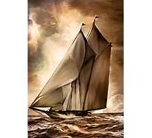 Sea stories II Photographic Print