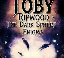 Toby Ripwood in The Dark Sphere Enigma Book Cover by JoinTheEnigma