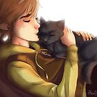 Modern day verson; Hiccup and Toothless by AlexDasMaster