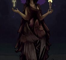 Crossroads Hecate by unknownbinaries
