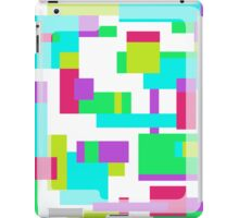 iMondrian 2 iPad Case/Skin